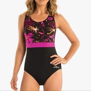 Dolfin Aquashape Stella Colorblock Swimsuit